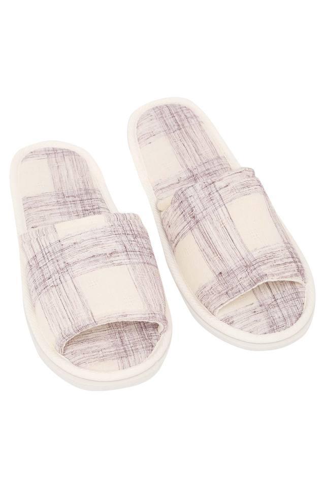 Printed Bath Slippers