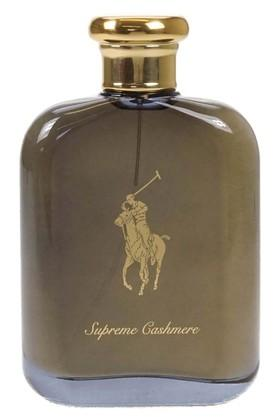 Mens Polo Supreme Cashmere Eau De Parfum Spray - 125ml