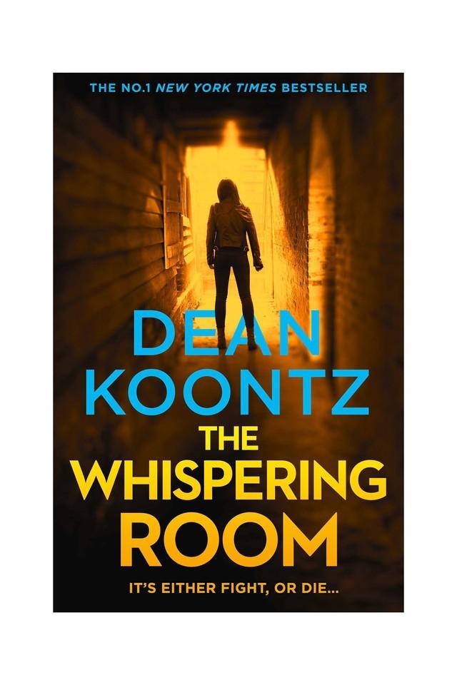 The Whispering Room (Jane Hawk Thriller)