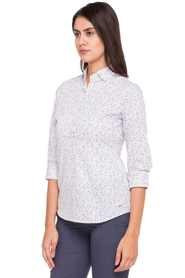 Womens Printed Casual Shirt