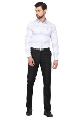 Mens Striped Formal Shirt