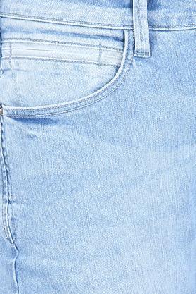 Mens 4 Pocket Rinse Wash Jeans