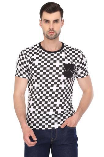 WRANGLER -  WhiteT-shirts - Main