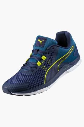 PUMA Mens Mesh Lace Up Sports Shoes - 203246459