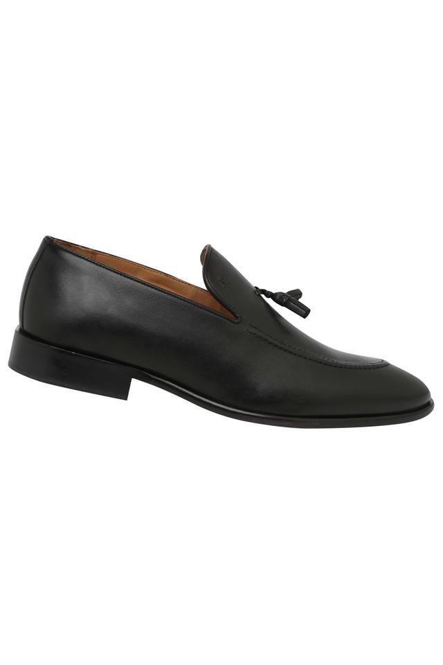 Mens Leather Slipon Loafers