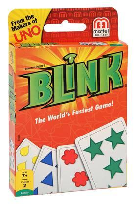 Unisex Blink Card Game