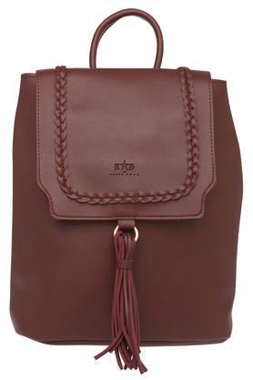 RS BY ROCKY STARWomens Zipper Closure Sling Bag