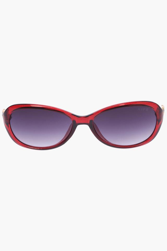 Womens Non Polarized Butterfly Sunglasses - LIO32C56