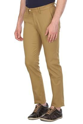 ALLEN SOLLY - KhakiCasual Trousers - 2