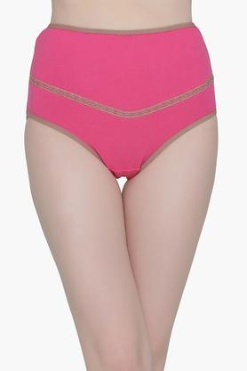 CLOVIA Maternity High Waist Solid Briefs