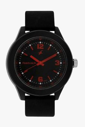 FASTRACK Unisex Analogue Round Dial Watch - G38004PP06CJ