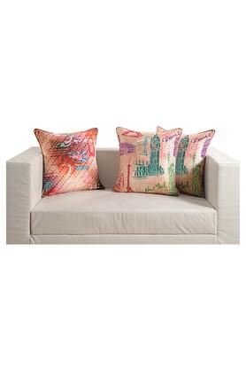 Printed Cushion Cover Set Of 5