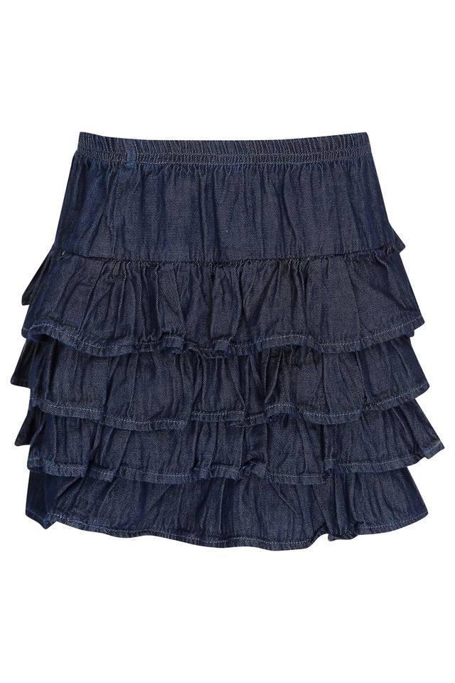 Girls Assorted Tiered Skirt