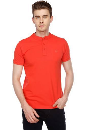VETTORIO FRATINI -  Red T-shirts - Main