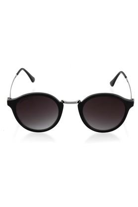 Womens Oval UV Protected Sunglasses