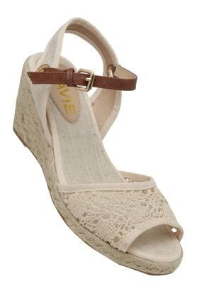LAVIEWomens Casual Wear Buckle Closure Wedges - 202520305_9111