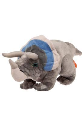 Unisex Dinosauria Triceratops soft Toy