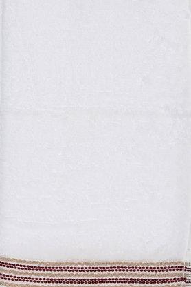 Self Pattern Face Towel