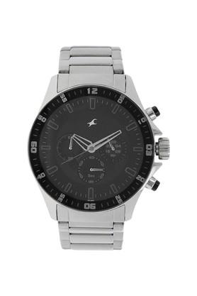 Mens Big Time  Chronograph Stainless Steel Watch - NK3072SM01