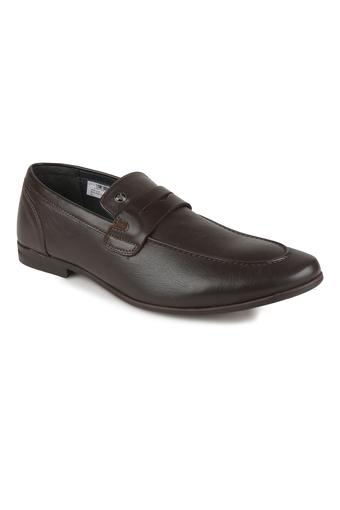 LOUIS PHILIPPE -  Brown Casual Shoes - Main