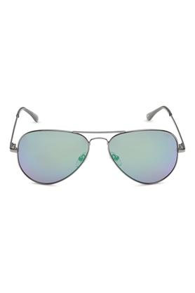 Unisex Aviator UV Protected Sunglasses - NIDS2500C39SG