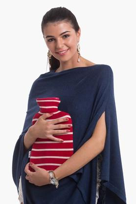PLUCHI Nursing Poncho With Hot Water Bottle Cover - 203362033