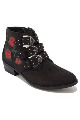 TRUFFLE COLLECTIONWomens Casual Wear Zipper Closure Boots - 204066852_9212