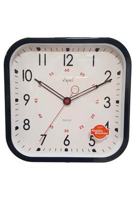 Square Noise Less Wall Clock