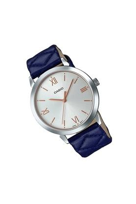 Unisex Analogue Leather Watch