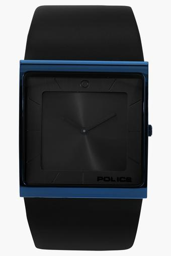Mens Analogue Leather Watch - PL15395MSBL61