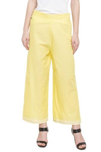W -  YellowPalazzos & Jumpsuits - Main