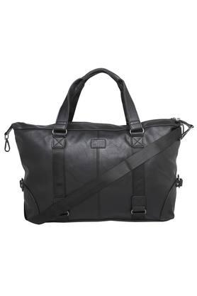 Mens Zipper Closure Duffle Bag