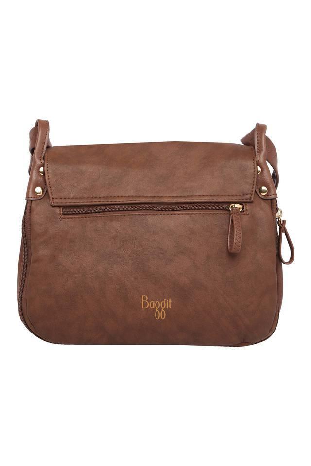 7444115116db Buy BAGGIT Womens Snap Closure Sling Bag