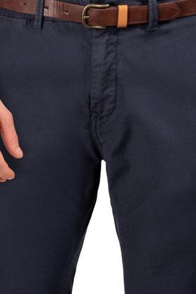 Mens Slub Trousers
