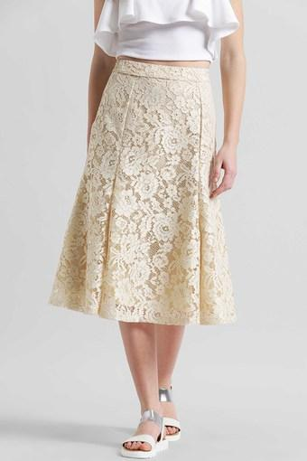 ZINK LONDON -  Beige Skirts - Main