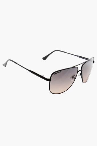 Mens Square Polycarbonate Sunglasses - M183BK3