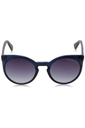 Womens Cat Eye Polycarbonate Sunglasses