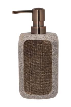 Alvina Textured Soap Dispenser