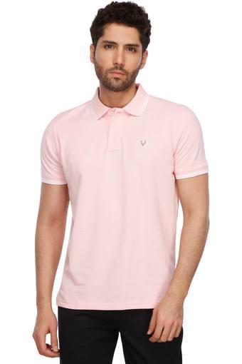 ALLEN SOLLY -  PinkT-shirts - Main