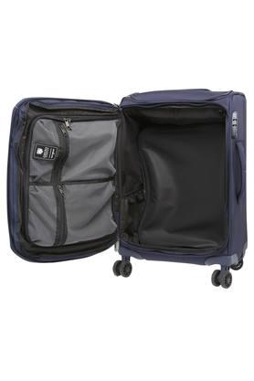 Mens Zip Closure Soft Trolley