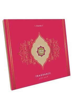 TATVAYOGAnanta Incense Gift Set - 4 Pack