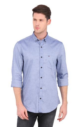 PETER ENGLAND JEANS -  Light BlueShirts - Main