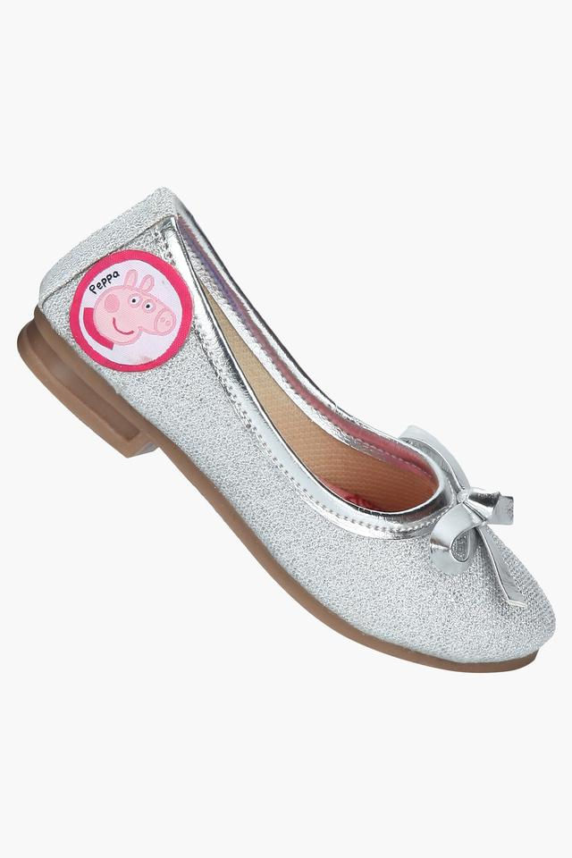Girls Party Wear Slipon Ballerinas
