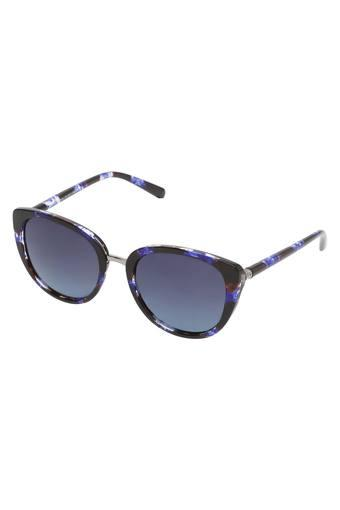 Womens Full Rim Cat Eye Sunglasses