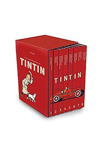 The Tintin Collection: The Adventure of Tintin (The Adventures of Tintin - Compact Editions)