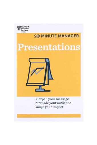 Presentations (20 Minute Manager)