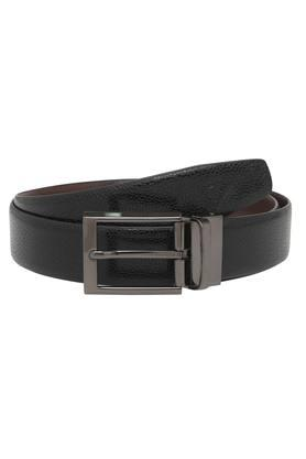 VETTORIO FRATINI Mens Leather Buckle Closure Formal Belt - 203863854