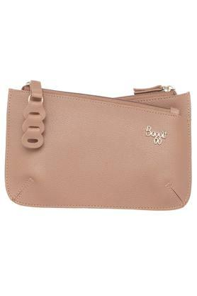 X BAGGIT Womens Casual Wear Zip Closure Sling Clutch