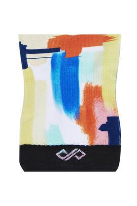 Unisex Printed Socks - Pack of 2