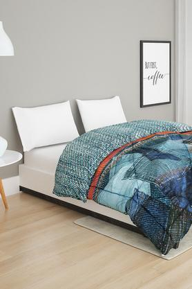 Printed Single Reversible Youthopia Quilt